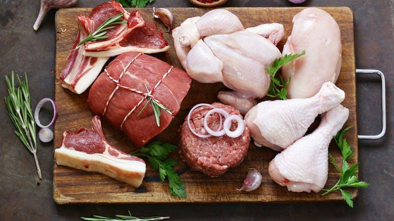 La viande blanche a les mêmes effets que la viande rouge sur le cholestérol