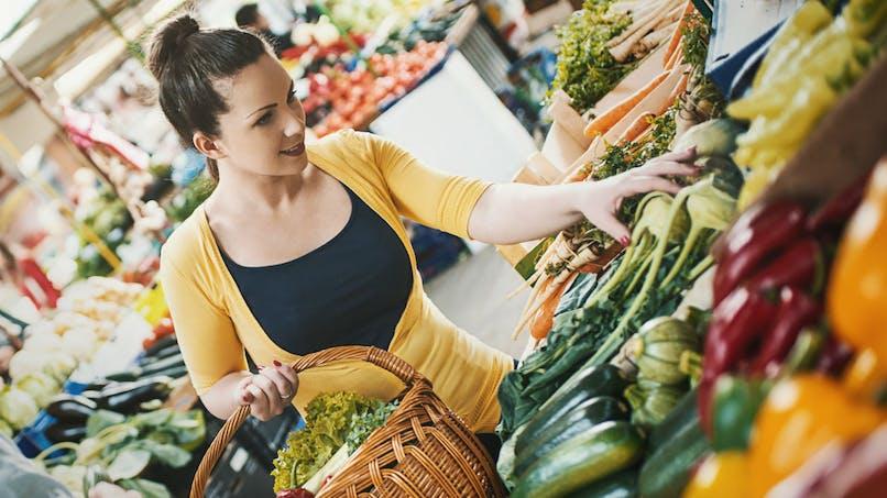 Des millions de décès sont imputables à une consommation insuffisante de fruits et légumes