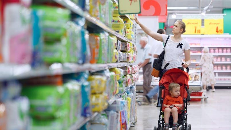 Produits chimiques dans les couches : des parents saisissent le Conseil d'Etat