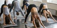 hata yoga salutation au soleil