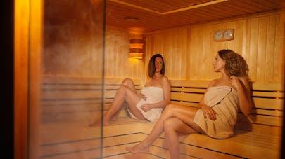Une séance de sauna comparable à un exercice physique modéré