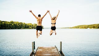 Comment nager en toute sécurité
