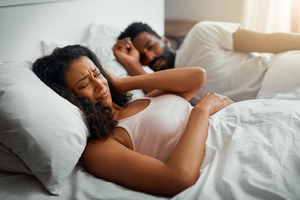 Les personnes souffrant d'apnée du sommeil risquent davantage de ...