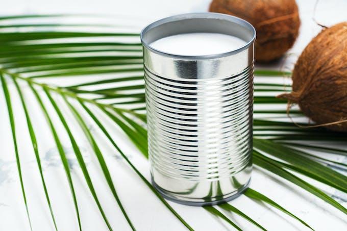 Lait de coco profil nutritionnel