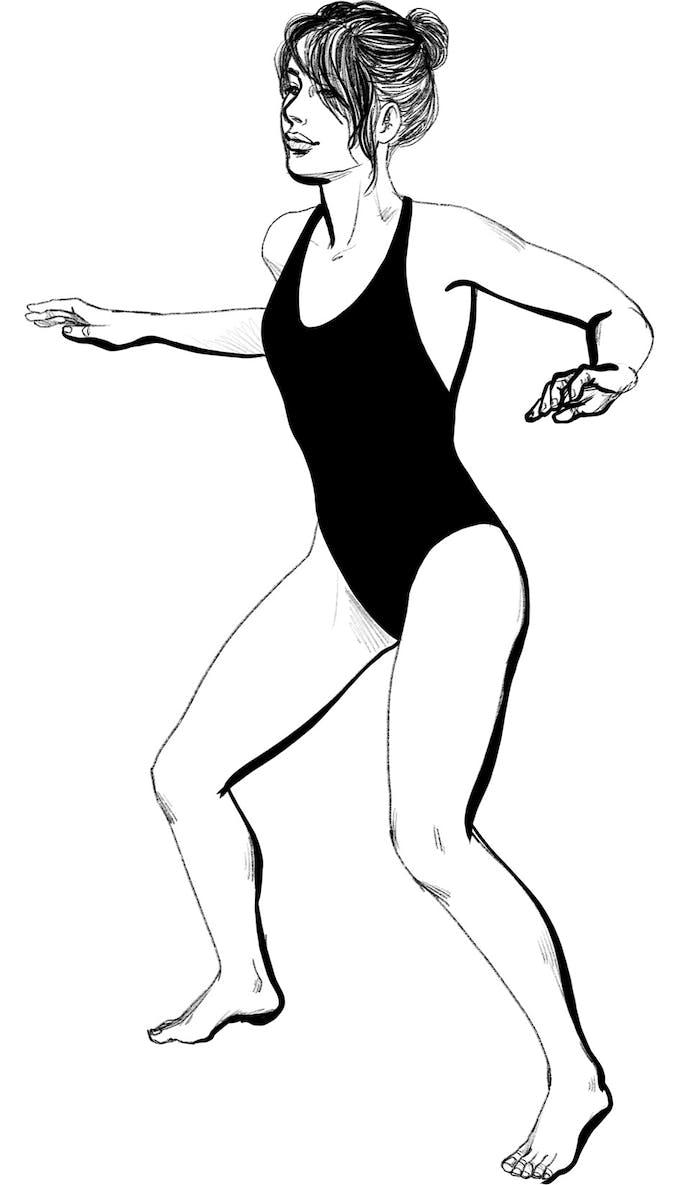 aquagym 3 jambes lourdes