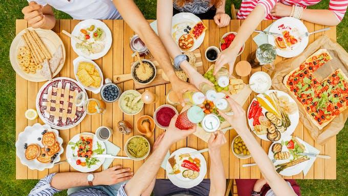 Que manger en été ? Nos meilleures recettes santé