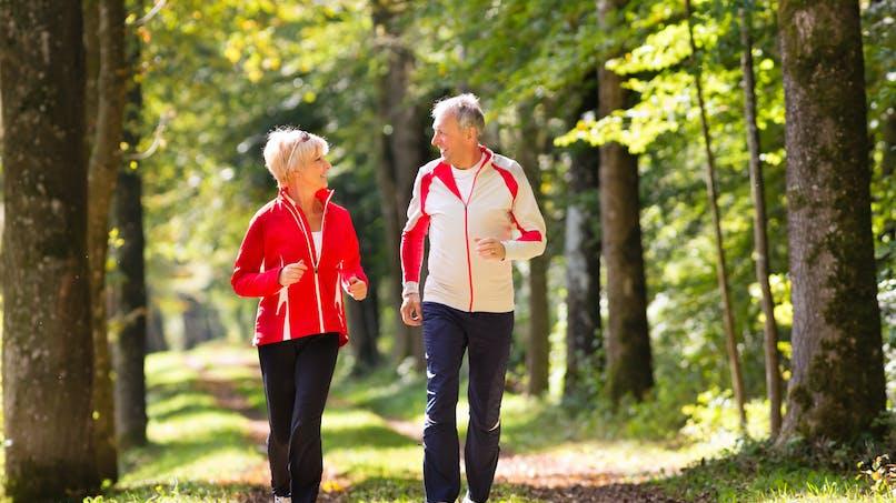 Une activité physique pratiquée régulièrement augmente l'espérance de vie à tout âge