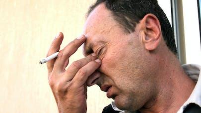 Tabac : il nuirait aux yeux autant qu'aux poumons