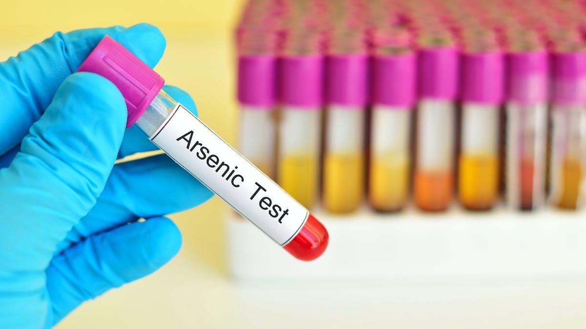 Quatre nouveaux cas d'intoxication à l'arsenic dans l'Aube