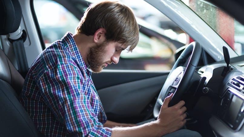 Pendant la conduite, gare aux conséquences de l'alimentation
