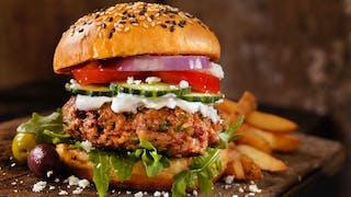 Comment préparer un burger équilibré