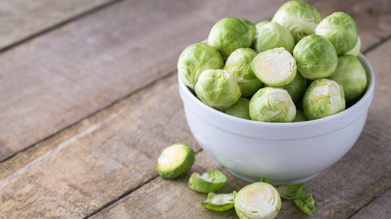 6 bonnes raisons de manger des choux de Bruxelles