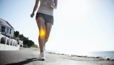 Des exercices qui soulagent une tendinite du genou