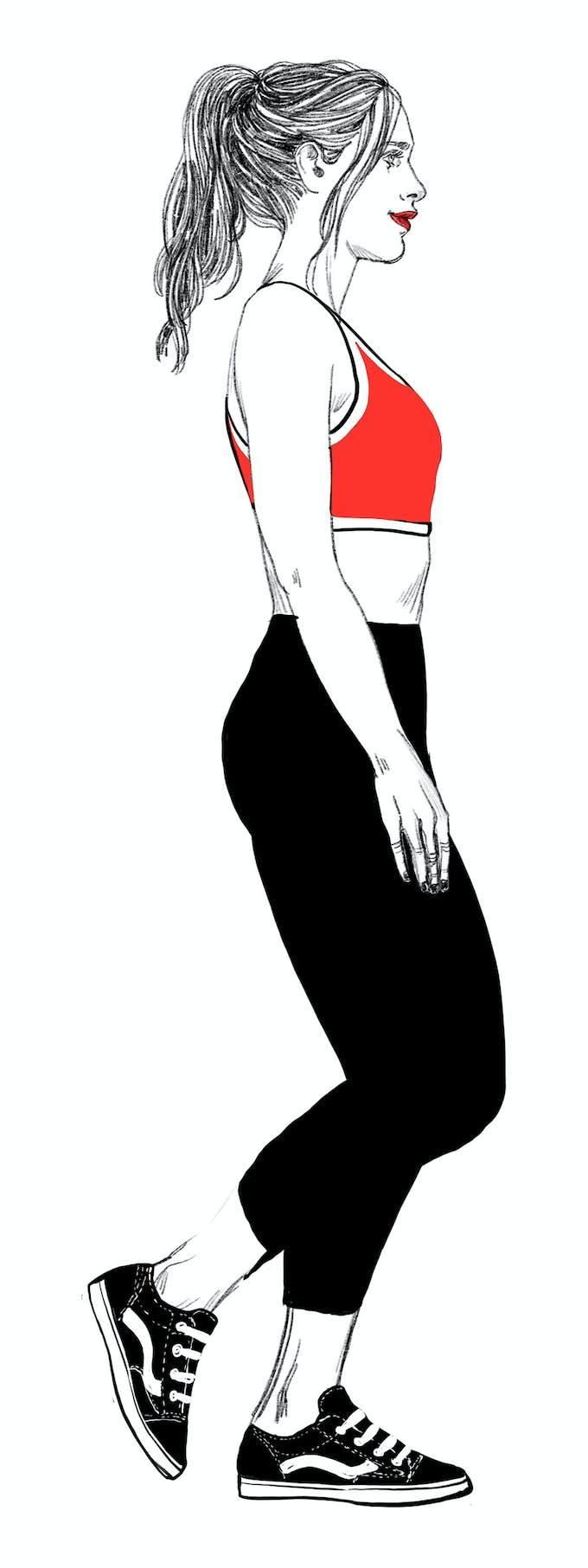 Renforcement musculaire tendinite du genou