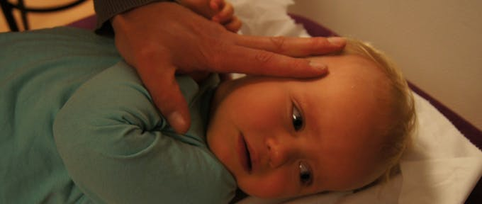 Moucher bébé 1