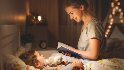 Parents : une routine de sommeil au calme