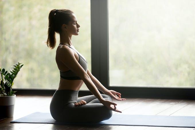 posture sukhasana