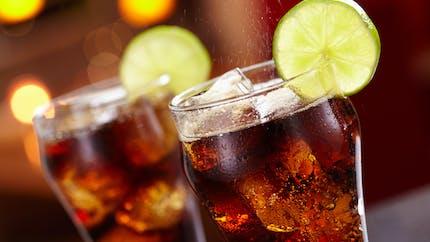La canicule augmente l'envie de boissons sucrées