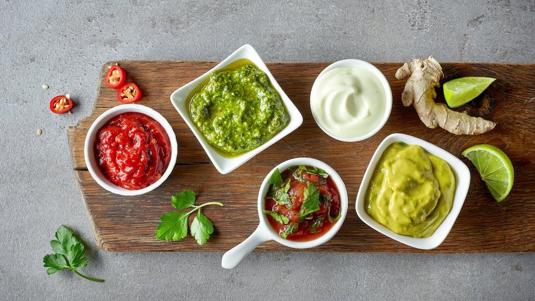 Préparez vos sauces light vous-même!
