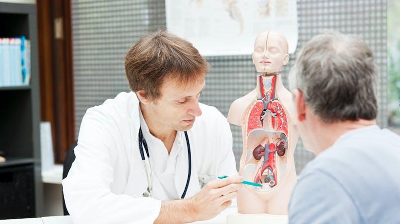 Un test urinaire pour détecter le cancer de la prostate