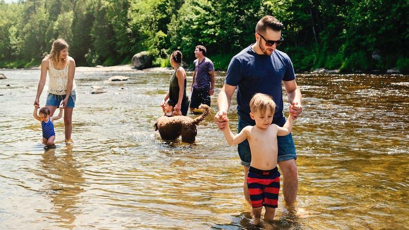 Leptospirose: trois personnes contaminées après une baignade dans une rivière