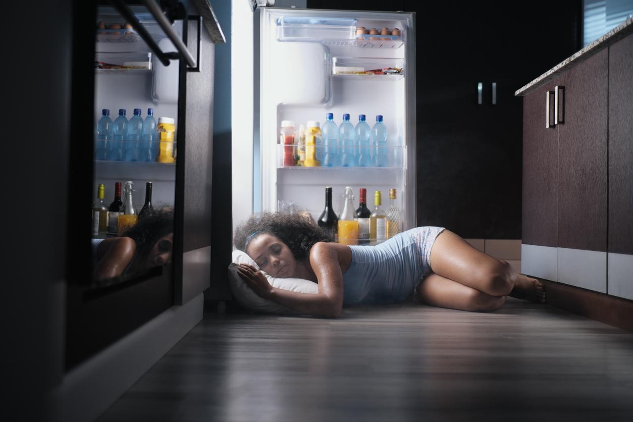 Comment Rafraichir Une Chambre De Bébé 7 astuces pour dormir quand il fait chaud | santé magazine