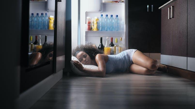7 astuces pour dormir quand il fait chaud