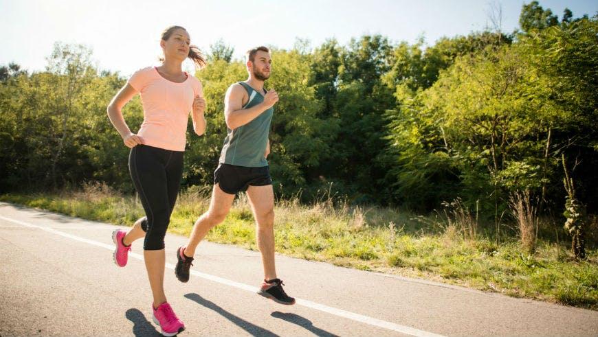 Rentrée: 84% des Français veulent pratiquer une activité physique ou sportive plus souvent
