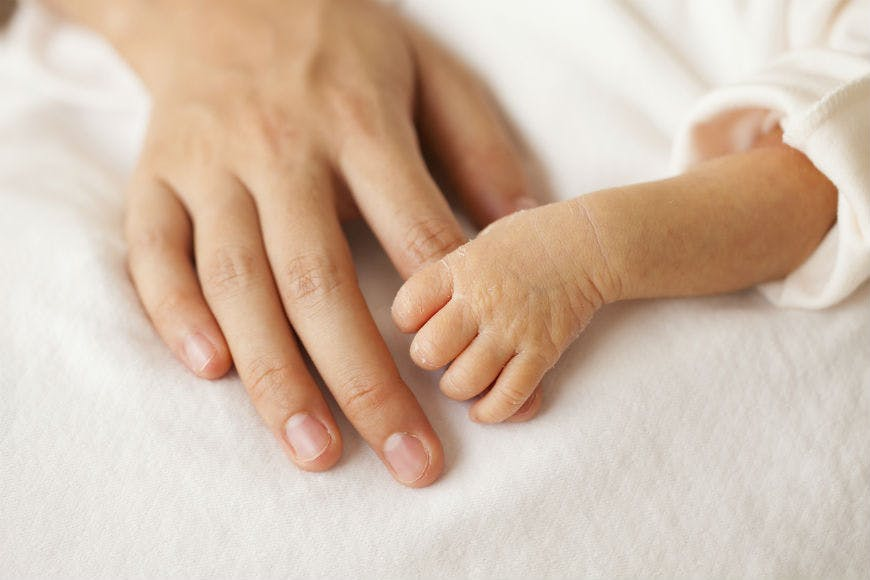 Les bébés prématurés vulnérables sont souvent en retard sur leurs vaccins