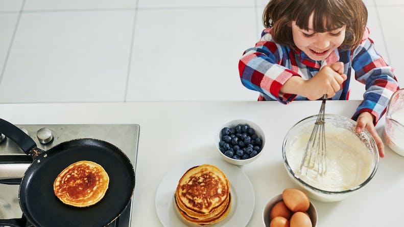 Comment préparer un petit déjeuner équilibré aux enfants ?