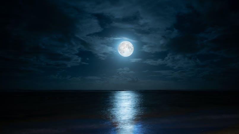 3 effets de la lune sur notre santé