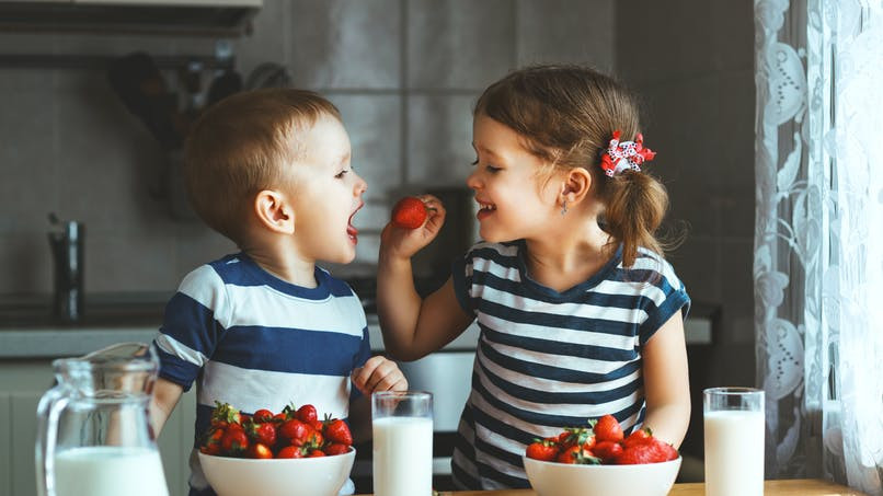 5 astuces pour faire manger des fruits aux enfants