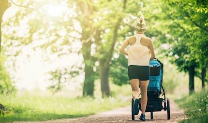 Comment se remettre à courir après un accouchement