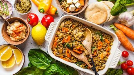 Végétarisme et végétalisme augmenteraient le risque d'AVC