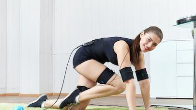 Sport avec l'électrostimulation