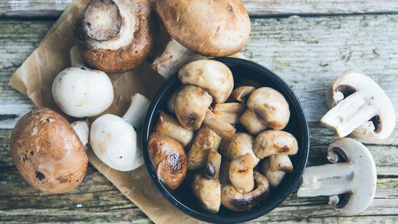 Manger des champignons pour prévenir le cancer de la prostate