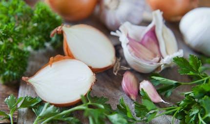 L'ail et l'oignon aideraient à prévenir le cancer du sein
