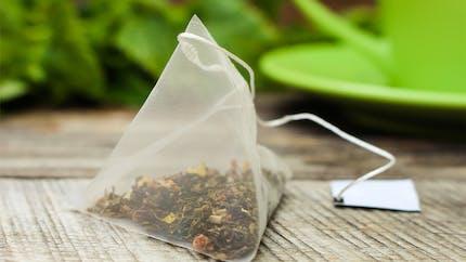 Pourquoi il vaudrait mieux bannir les sachets de thé en plastique