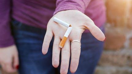 L'abstinence tabagique aurait en réalité peu d'impact sur la motivation à manger plus