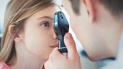 Une application smartphone pour déceler des maladies de l'oeil chez les enfants
