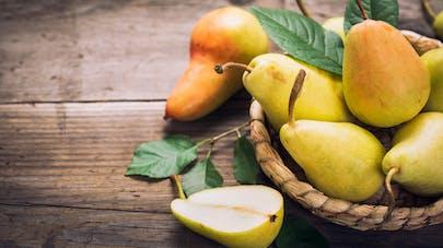 La poire et ses bienfaits santé