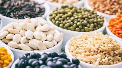Légumes secs et céréales complètes : une campagne pour inciter à en manger davantage