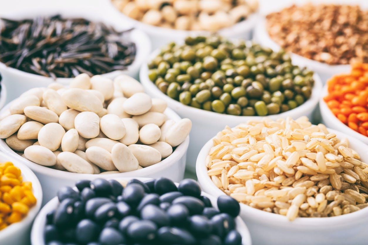 Une campagne pour inciter à manger des légumes secs et des céréales complètes