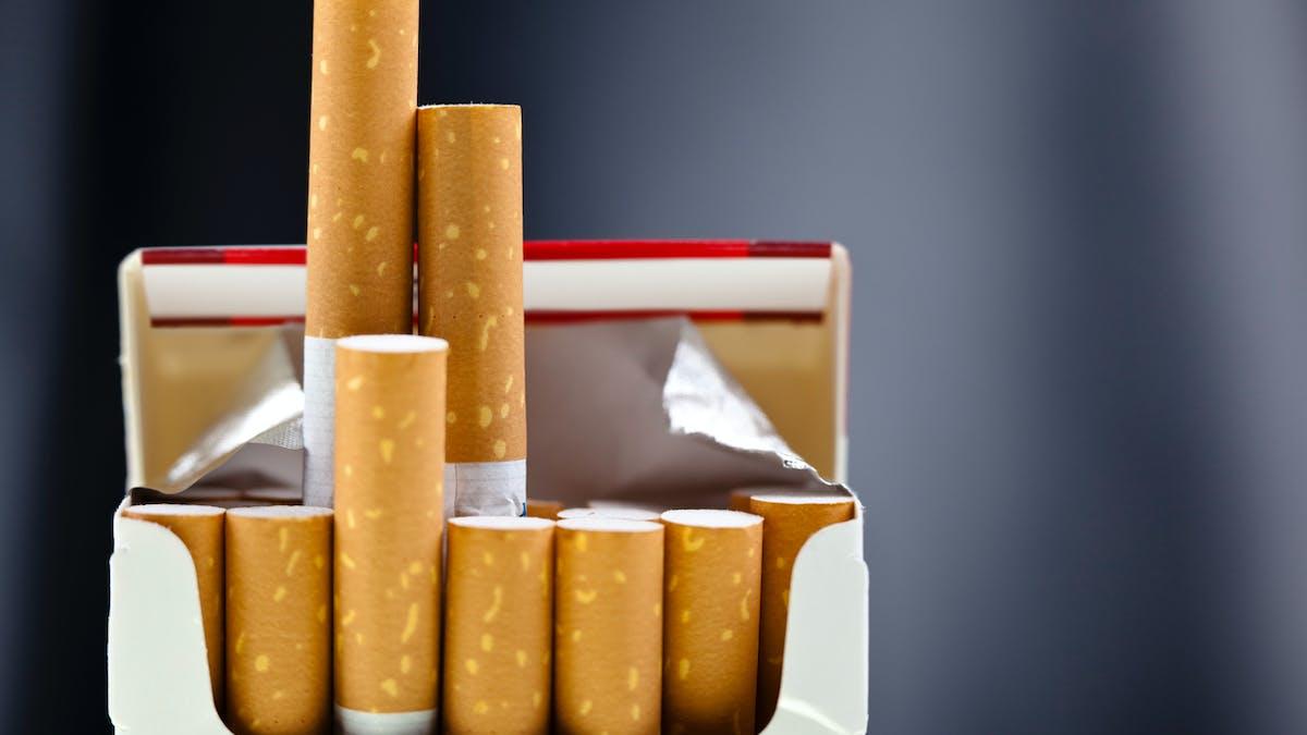 Tabac : le paquet de cigarette passera bien à 10 euros d'ici fin 2020