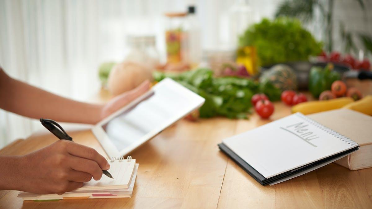 cuisiner en mode batch cooking