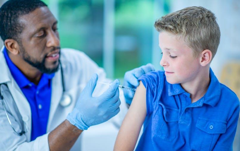 Garcon et papillomavirus.