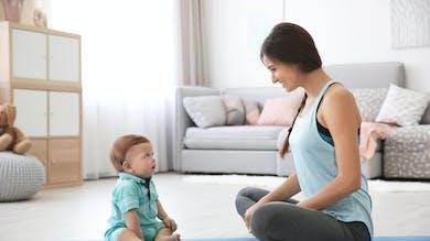 Ventre plat post-grossesse : un exercice à tester