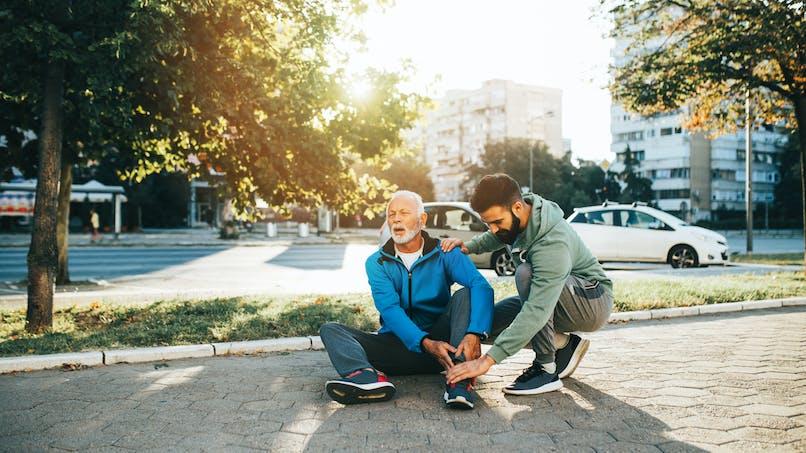 9 000 personnes âgées décèdent chaque année suite à une chute, comment les prévenir?