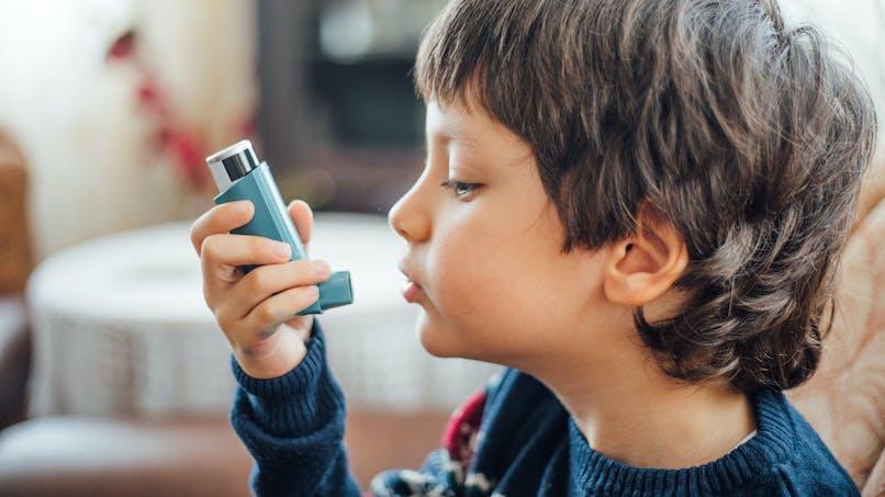 Une association découverte entre cancers dans la famille et asthme chez l'enfant