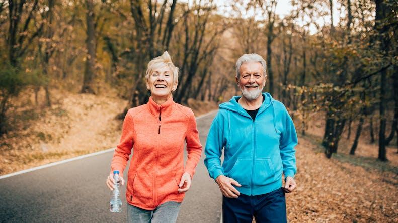 L'activité physique réduit le risque de fracture à la ménopause